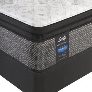 "Sealy - Response™ Performance 14'' Plush Pillowtop Mattress and 9"" Box Spring-0"