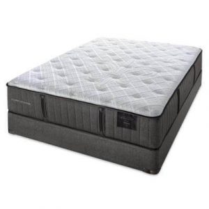 Charrington King Mattress Stearns & Foster-0