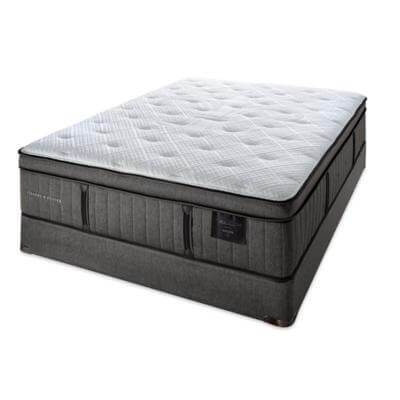 Heathrow Queen Mattress - Stearns & Foster-0