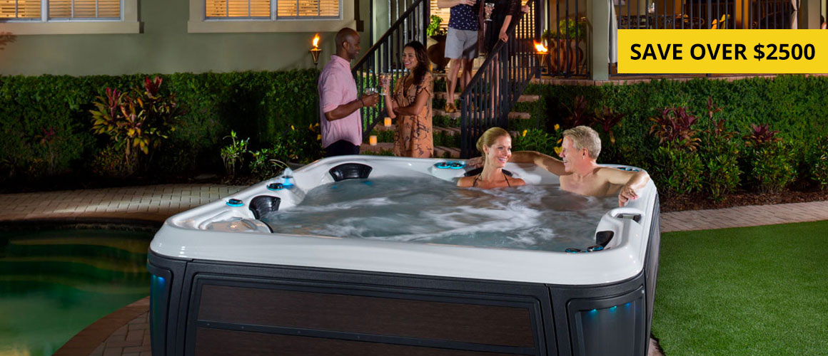 Save $2500 - 2019 Sunrise Spas