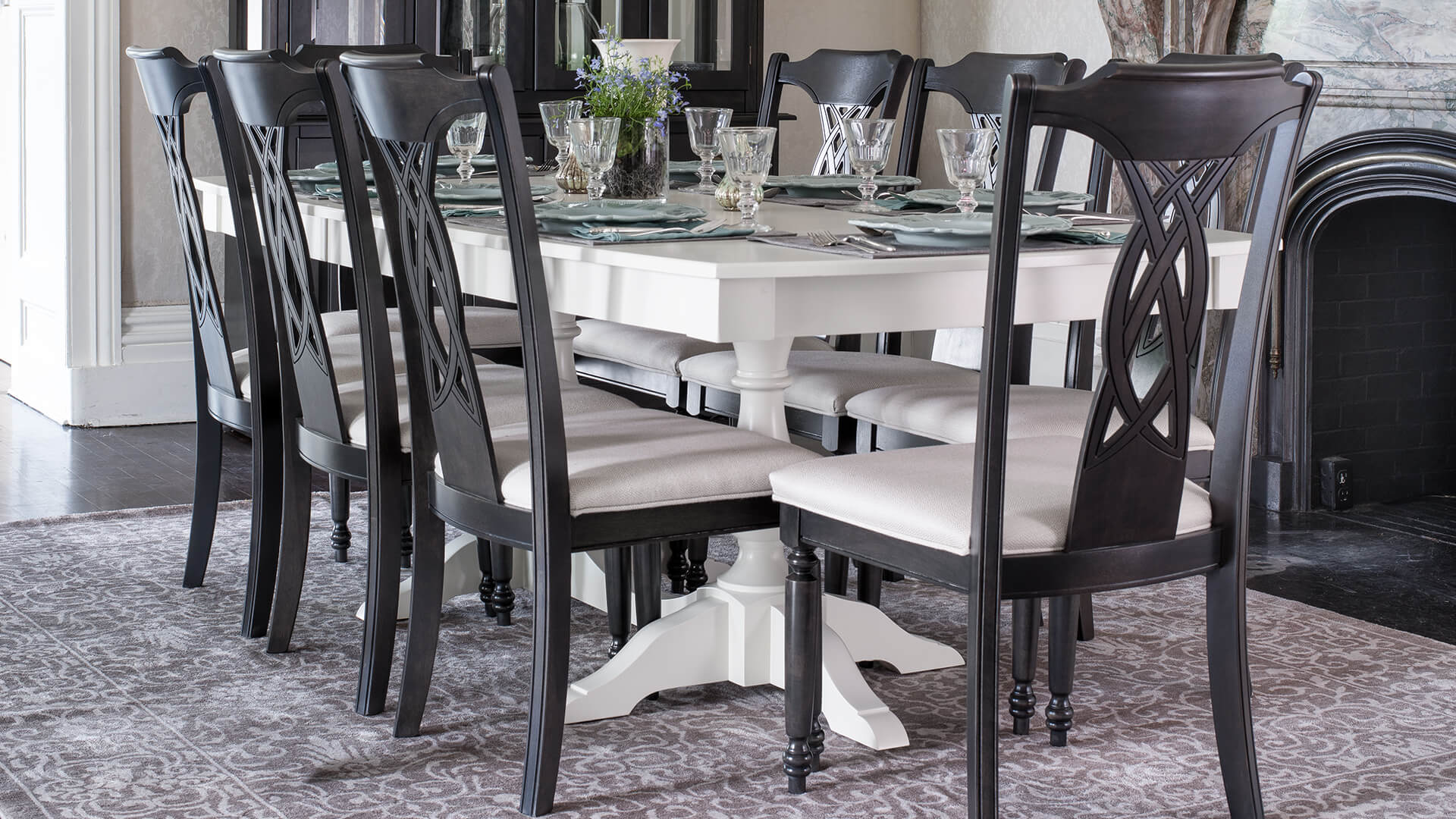 Canadel Kitchen Table Set