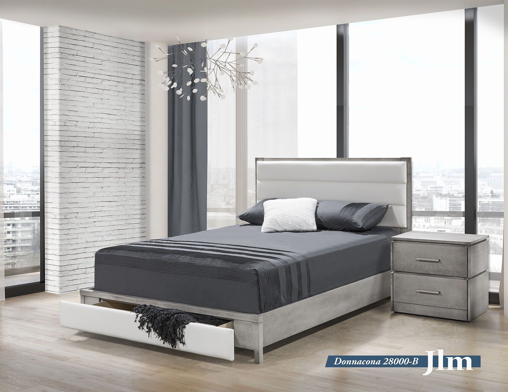 Meubles JLM Bedroom Furniture 2