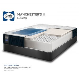 Sealy - Manchesters II Mattress