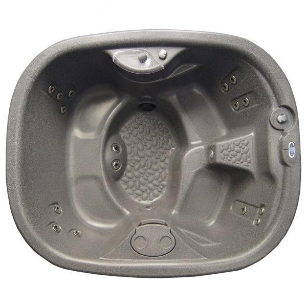 Urbania 6 person Plug and Play Hot Tub with 16 gets waterfall and led lights North Bay